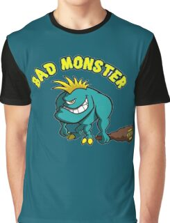 Bad Monster Graphic T-Shirt