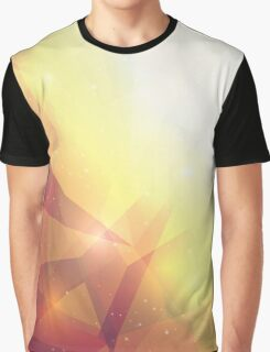 Abstract Geometric Background Graphic T-Shirt