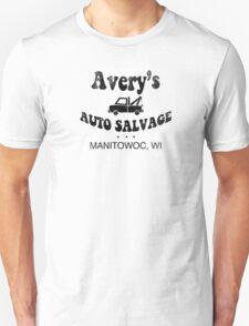 Avery's Auto Salvage T-Shirt