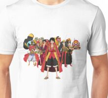 one piece crew Unisex T-Shirt