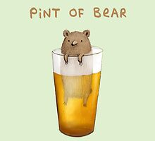 Pint of Bear by Sophie Corrigan