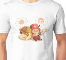 luffy chopper Unisex T-Shirt