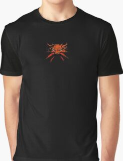The Witcher 3 Red Wolf Graphic T-Shirt