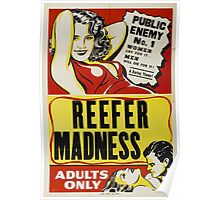 Reefer Madness - ONE:Print Poster