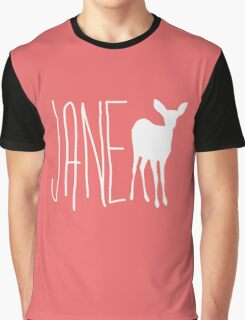 Life is Strange - Jane Doe T-Shirt Graphic T-Shirt
