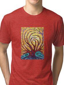 Winding II Tri-blend T-Shirt