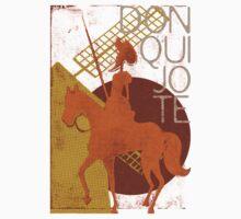 I love books Collection: Don Quixote Kids Tee