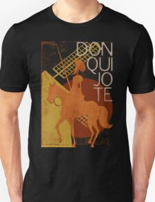 Books Collection: Don Quixote Unisex T-Shirt