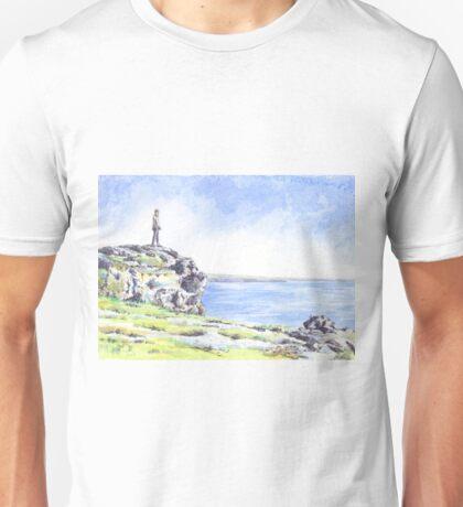 Trevose Head, Cornwall Unisex T-Shirt