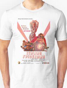 Italian Spiderman Poster - ONE:Print Unisex T-Shirt
