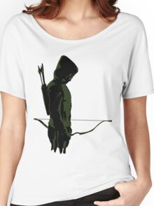 Green Arrow - Oliver Queen Women's Relaxed Fit T-Shirt