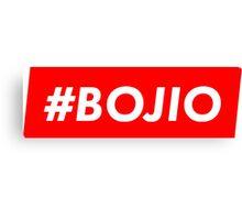 Singaporean Sayings: Bojio Canvas Print