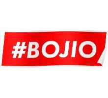 Singaporean Sayings: Bojio Poster