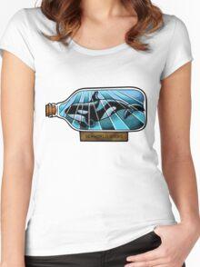 SeaWorld Sucks Women's Fitted Scoop T-Shirt