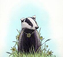 Daisy's Badger by James McKenzie