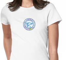 Catalina Island - California. Womens Fitted T-Shirt