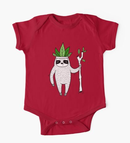 King of Sloth One Piece - Short Sleeve