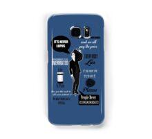 Dr House Montage  Samsung Galaxy Case/Skin