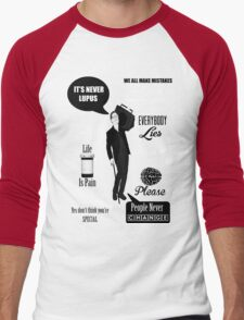 Dr House Montage  T-Shirt