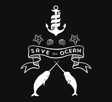 Save the Ocean Unisex T-Shirt