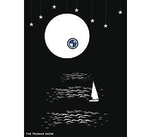 Truman Sets Sail - The Truman Show Photographic Print