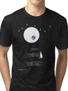 Truman Sets Sail - The Truman Show Tri-blend T-Shirt