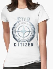 Star citizen Womens Fitted T-Shirt