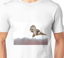 Supper Spotted - Red-tailed Hawk T-Shirt