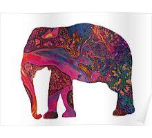 Tame Impala Elephant Poster
