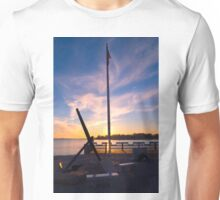 Evening At The Memorial Unisex T-Shirt