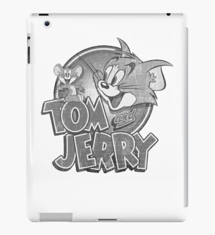 Tom and Jerry iPad Case/Skin