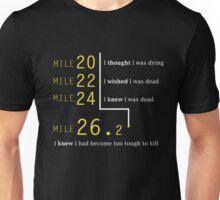 Marathon Runner Unisex T-Shirt