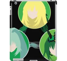 EXE Evolution - Green iPad Case/Skin