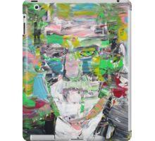 SIGMUND FREUD portrait iPad Case/Skin