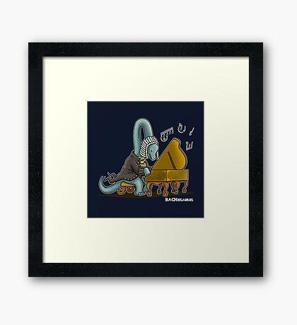 Bachiosaurus  Framed Print