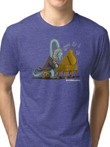 Bachiosaurus  Tri-blend T-Shirt