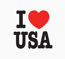 I Love USA - United State Unisex T-Shirt