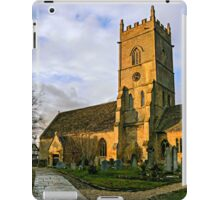 Beckford Church iPad Case/Skin