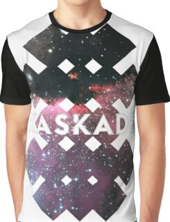 Kaskade Galaxy Black Graphic T-Shirt