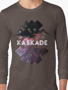 Kaskade Galaxy Black Long Sleeve T-Shirt