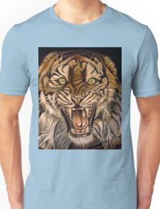 Brawler-Tiger With Issues Unisex T-Shirt