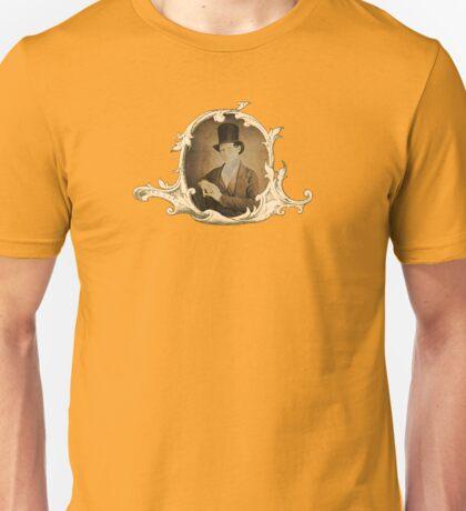 The Top Hat Unisex T-Shirt