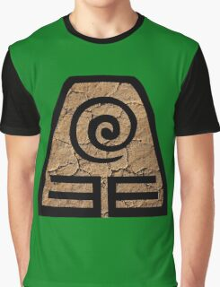 Earthbending - Avatar the Last Airbender Graphic T-Shirt