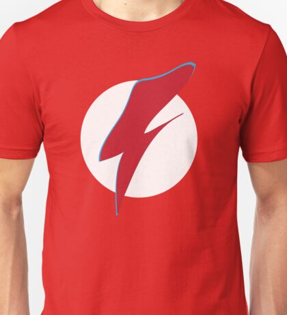 Flash Bowie Unisex T-Shirt