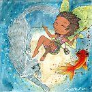 Fairy - Betty by Saing Louis