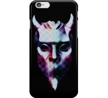 NAMELESS GHOUL - polyfab oil paint iPhone Case/Skin