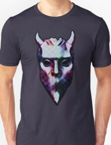 NAMELESS GHOUL - polyfab oil paint Unisex T-Shirt