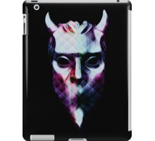 NAMELESS GHOUL - polyfab oil paint iPad Case/Skin