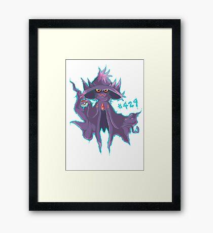 Mismagius #429 Framed Print