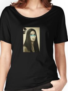 Native Blue Women's Relaxed Fit T-Shirt